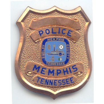 Tennessee Police Badge